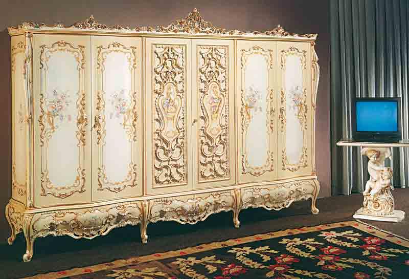 Sala da pranzo stile barocco veneziano decorare la tua casa - Camera da letto stile veneziano ...